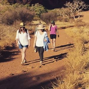 Desert Awakening tour