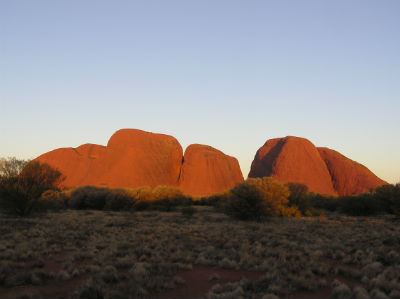kata tjuta website